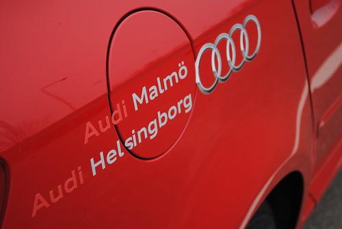 Audi Helsingborg och Audi Malmö