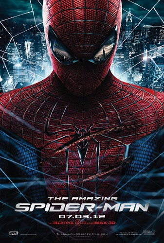 120505 - 3D立體科幻電影《蜘蛛人:驚奇再起》的最新【台灣版】預告片正式推出!