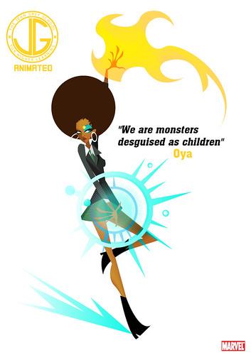 OYA (Idie Okonkwo) by PO!!