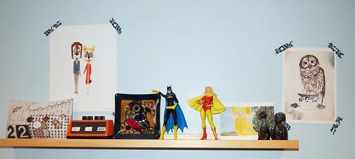 my happy shelf