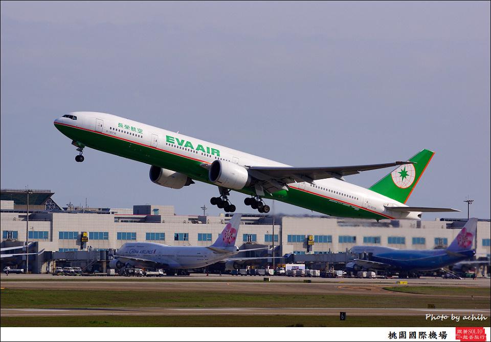 長榮航空B-16716客機008