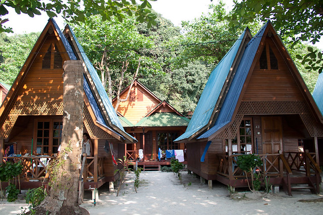 Perhentian Islands - accommodation