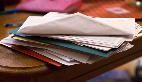 Avoid Printed Documents (106/365)