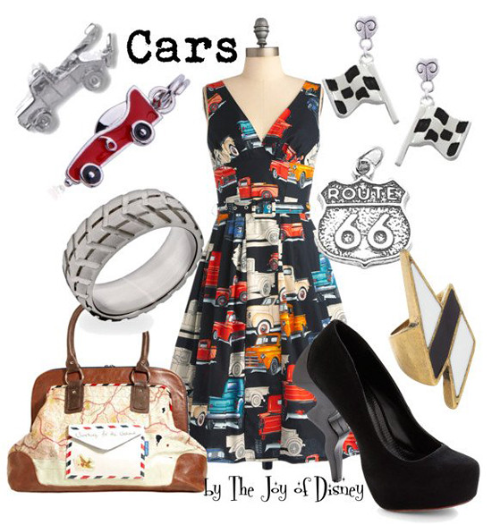 Inspired by: Cars