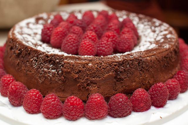 Passover Chocolate Cake Recipe