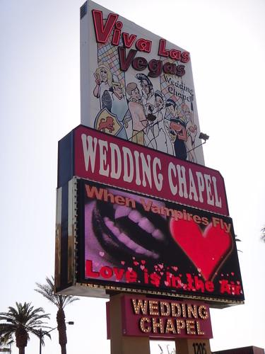 Bröllop i Las Vegas