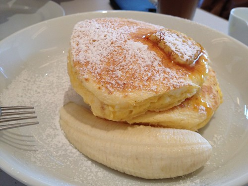 bills リコッタパンケーキ
