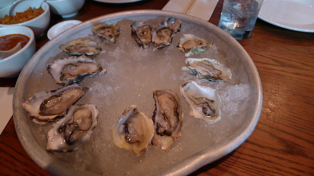 naked cowgirl oysters