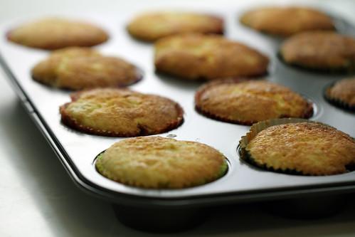 Banana Cupcake Recipe - Very Simple & Delicious!