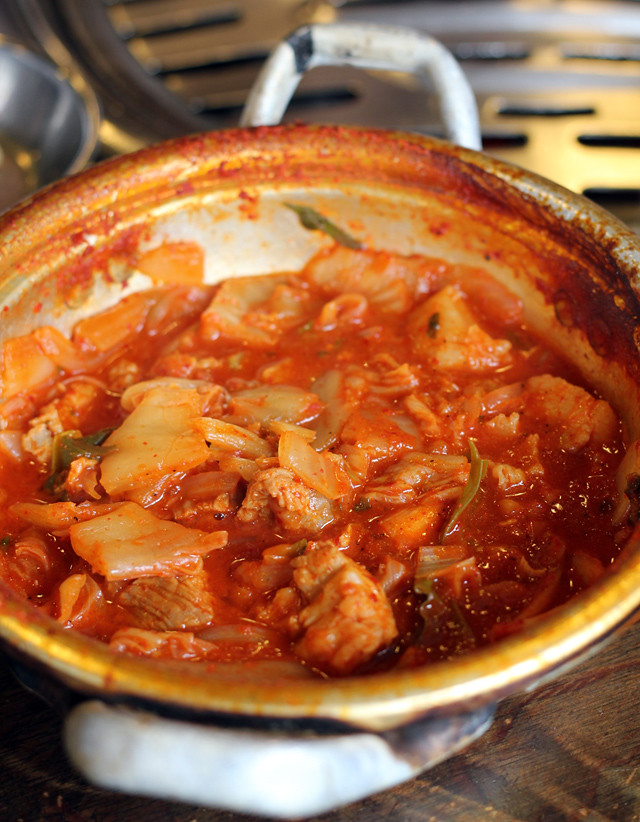 South korean food 29 of the best tasting dishes kimchi jjigae forumfinder Choice Image