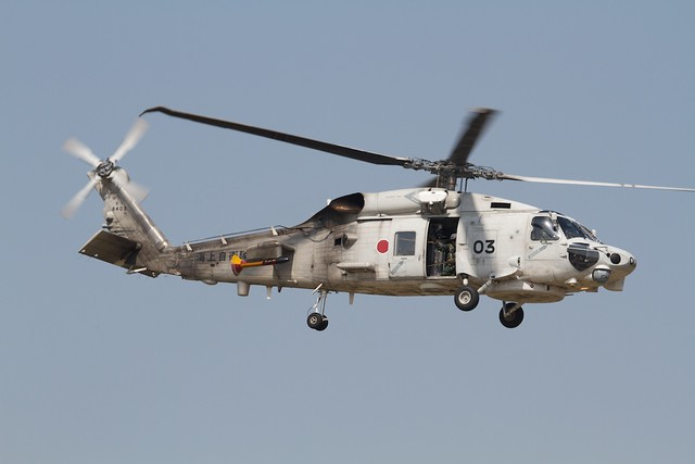 JMSDF SH-60K
