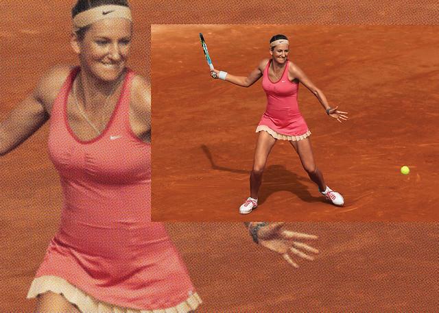 2012 French Open Victoria Azarenka Nike outfit