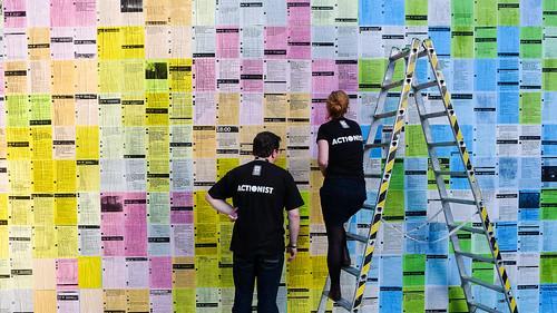 re:publica 2012 - Twitterwall