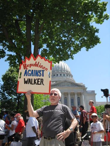 Republican Against Walker