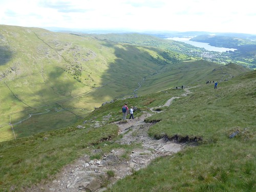 Fairfield Horseshoe - return leg 2