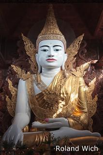 Yangon - Ngadatkyi Pagoda