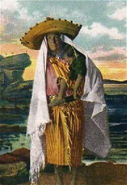 femme du Rif