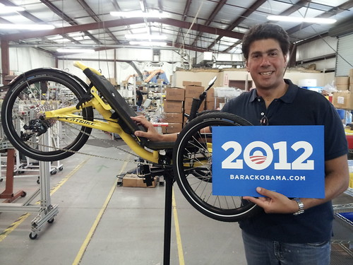 Paulo owns a small business in Winter Garden and supports President Obama