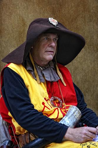 Peregrino - Setmana Medieval Montblanc 2012