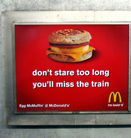 funny mcdonalds-advertisement | Flickr - Photo Sharing!