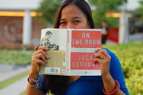 Elaine Abonal On the Road