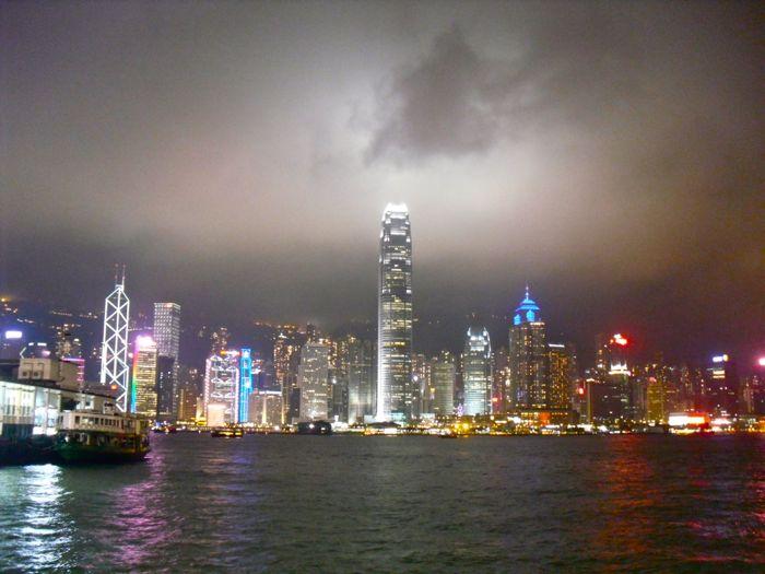 HK Skyline TST