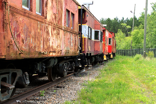 Rusty Trains