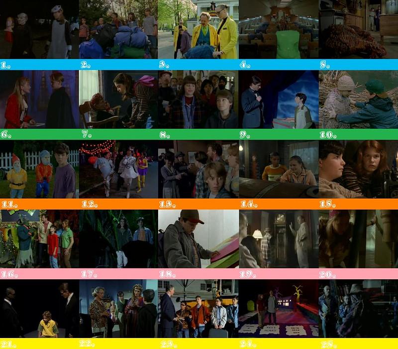 Goosebumps Episodes (pictures) Quiz