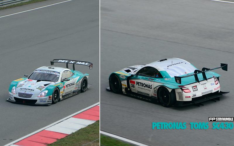 Petronas sc430 gt500