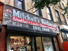 Mitchell's Soul Food - Prospect Heights, Brooklyn