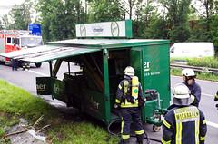 Brand Anhänger A671 Hochheim 11.06.12