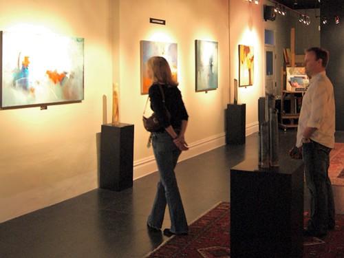 D Gallery-Interior
