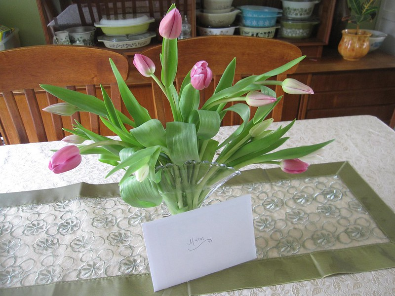 candlewick vase