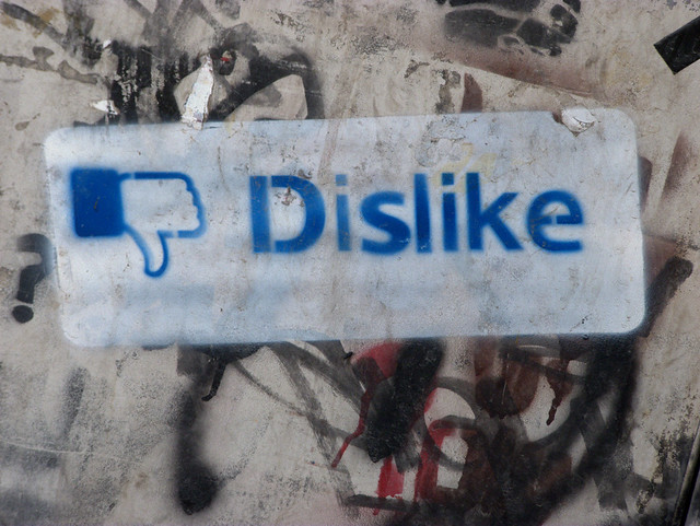 Dislike Graffiti