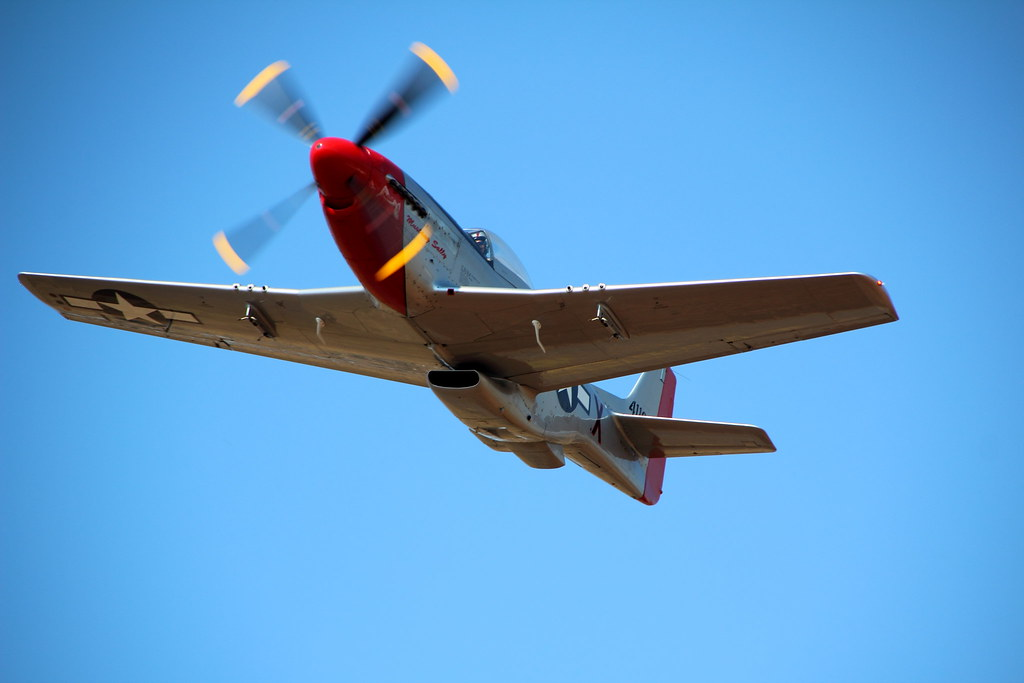Warbirds Airshow, Zwartkop AFB South Africa