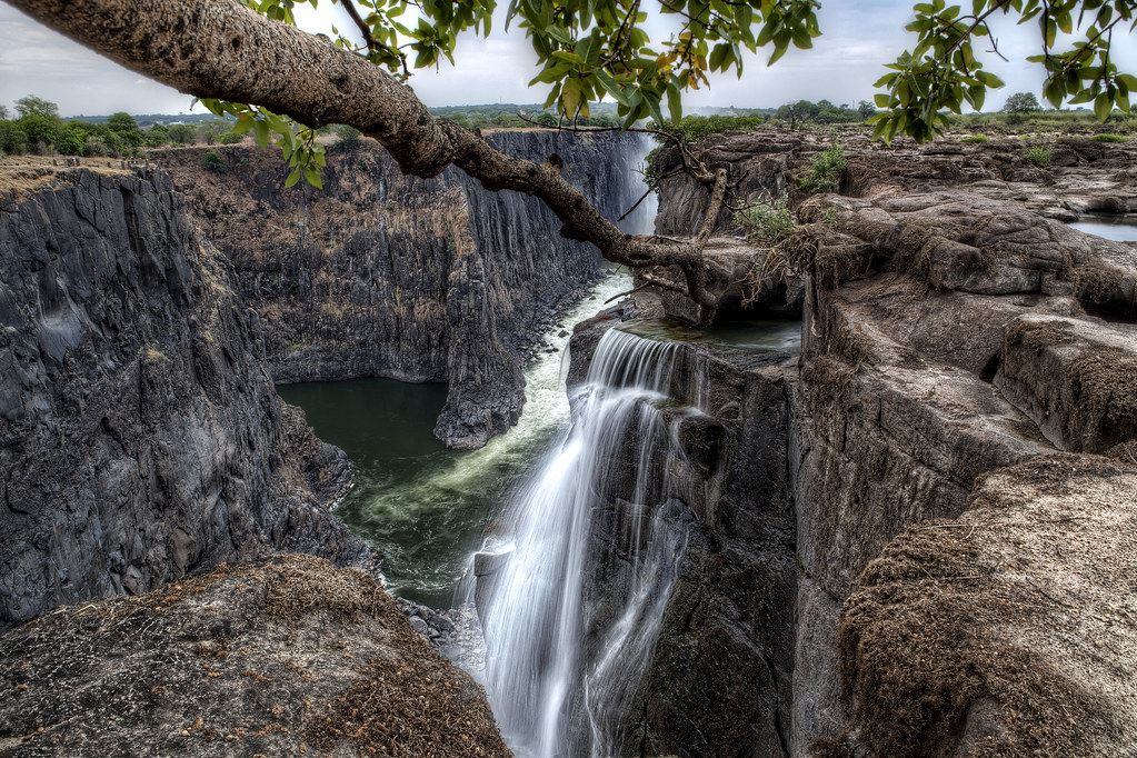 Victoria Falls and Batoka Gorge