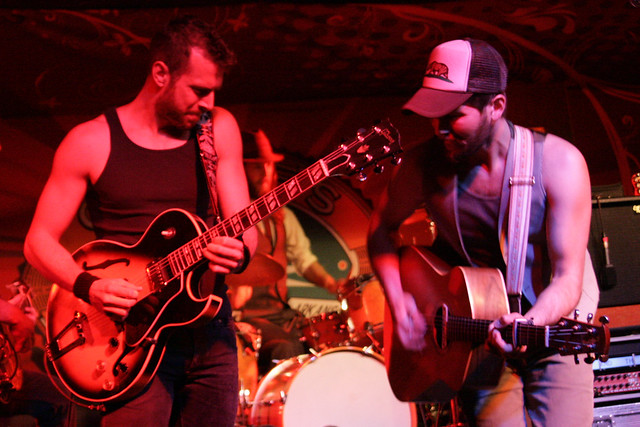 The Giving Tree Band @ George's Majestic
