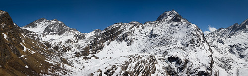 nepal winter panorama white snow mountains cold nature landscape outdoors frozen nationalpark asia scenic panoramic geology himalaya barren langtang gosainkund gosainkunda langtangnationalpark