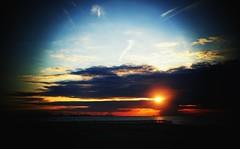 Zonsondergang @ Knokke