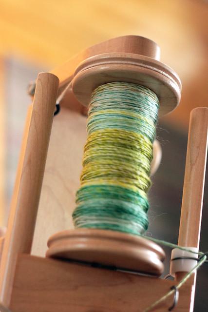 Spinning singles