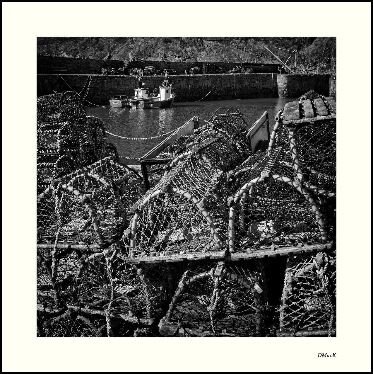 Crail Harbour #2