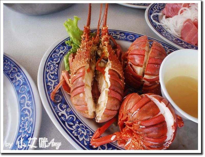 花蓮鹽寮龍蝦海鮮餐廳P7252601