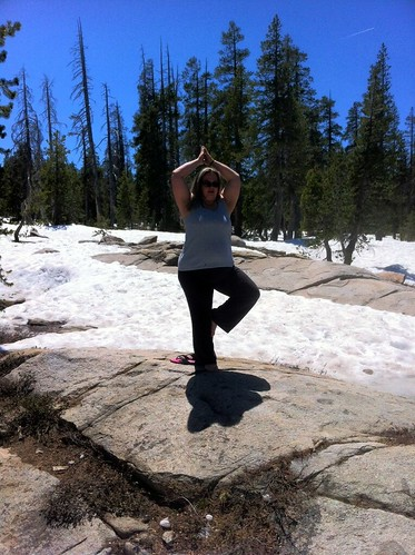 Also Tree Pose - Enhanced