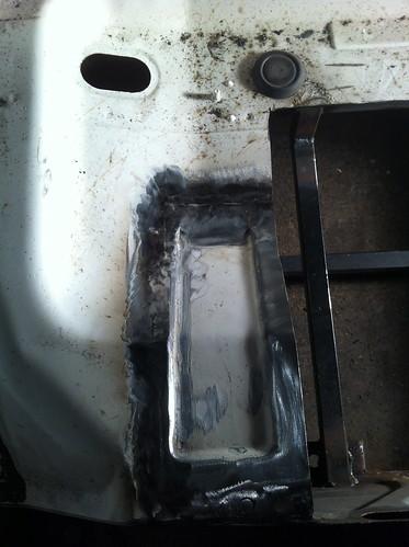 Rear Bench