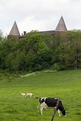 Gut versteckt im Grünen: Benediktinerkloster Lemiers bei Vaals