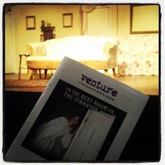 VEnure Theatre: The Next Room