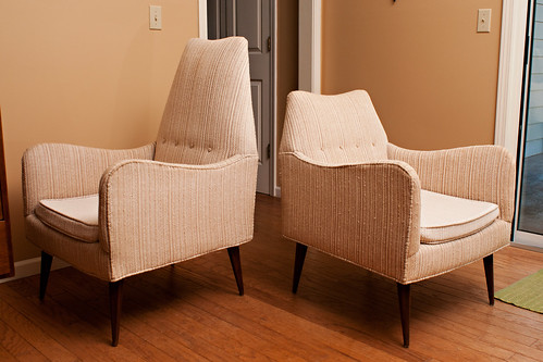 Bly Moss Chairs