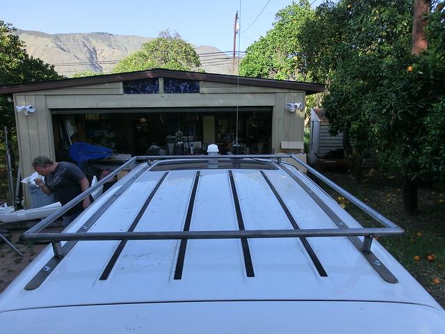 Roof Rack Dodge Ram Ramcharger Cummins Jeep Durango