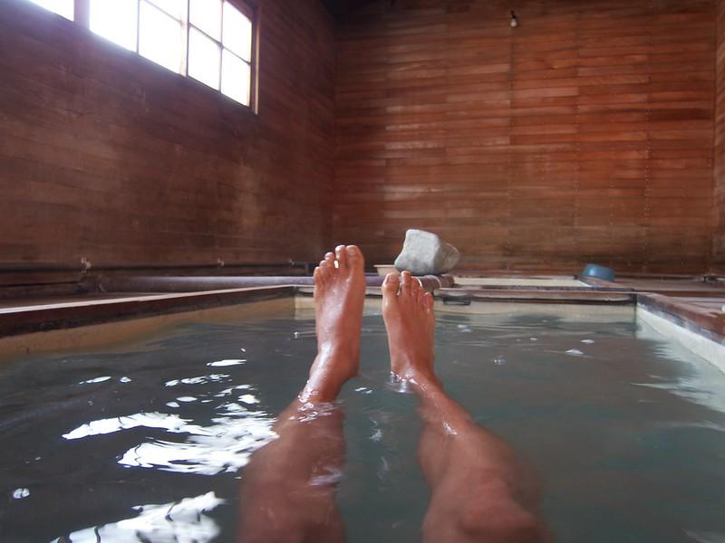 青森2012 恐山温泉 薬師の湯