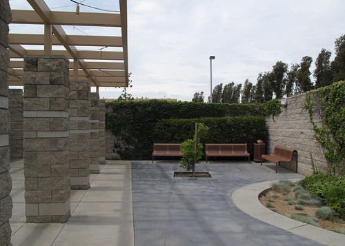 BCC patio